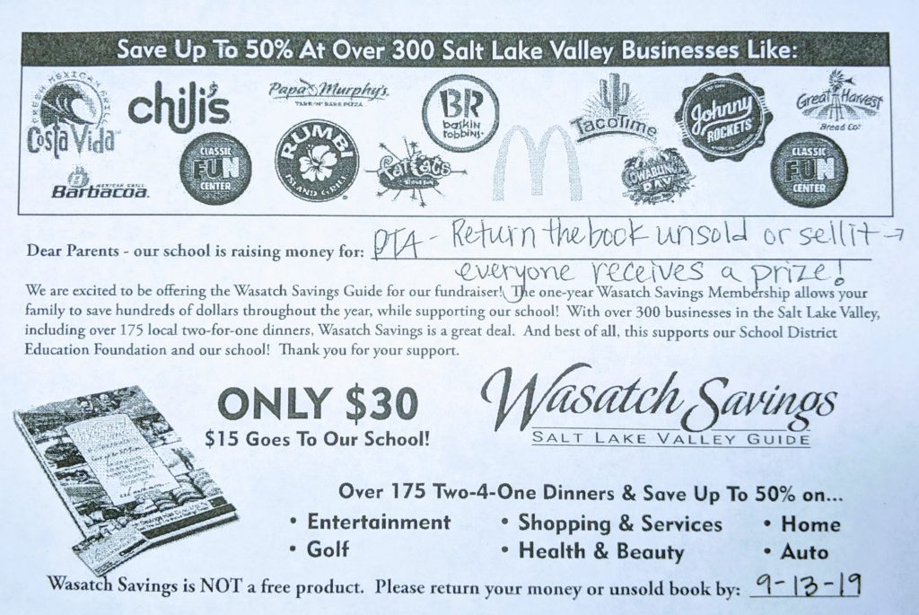 wasatch savings